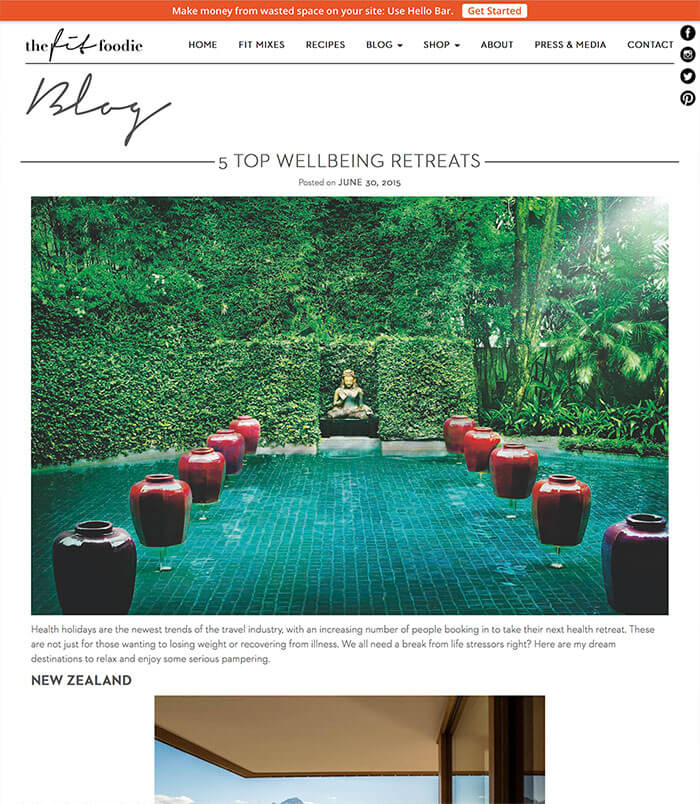 Top Wellbeing Retreats, for women, Bali, self development, Health, Yoga, Surfing