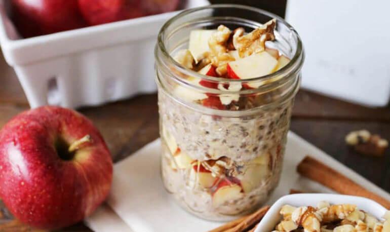 apple cinnamon over nigh toats, Bali, Wellness, Health and Nutrition, Women's resort